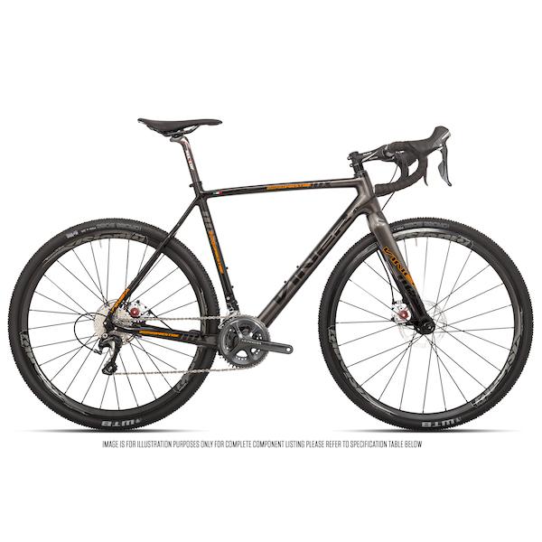 Viner Super Prestige Shimano Ultegra 6800 Cyclocross Bike