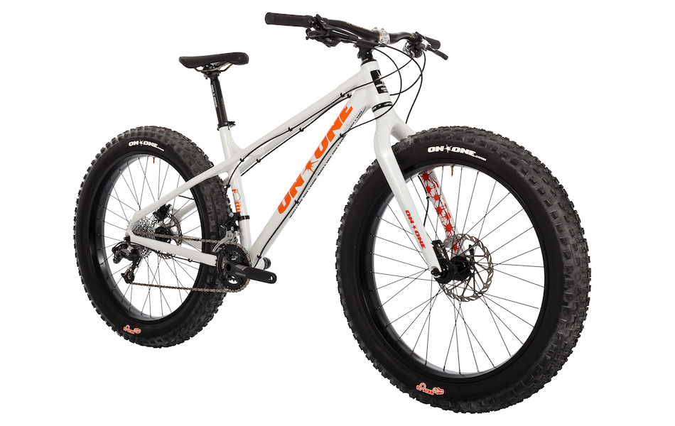 On-One 'Fatty' Fat Bike - Final Countdown Edition