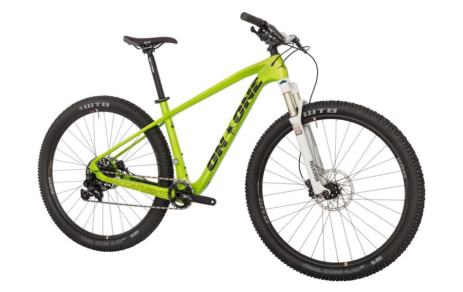 On-One Maccatuskil Sram GX1 Carbon Mountain Bike