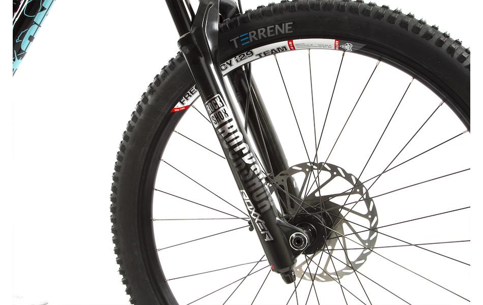 On One S36 27.5 SRAM GX1 DH Mountain Bike