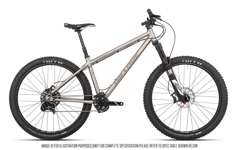 On One Ti 45650B Sram X01 Mountain Bike