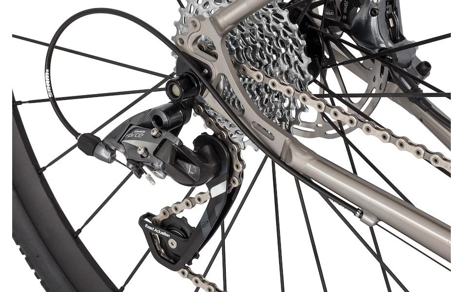 Planet X Tempest Titanium Gravel Road Bike Sram Force 22 HDR