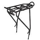 Jobsworth Disc Brake Compatible Adjustable Pannier Rack / Black