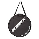 Planet X Padded Double Wheel Bag / 700c / Black