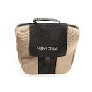 Vincita Single Pannier Bag With Handle And Easy Clip On Hooks.