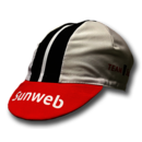 Apis Cotton Cycling Team Cap / One Size / Giant Sunweb