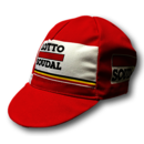 Apis Cotton Cycling Team Cap / One Size / Lotto Soudal