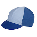 Apis Cotton Cycling Cap / One Size / Blue and Light Blue