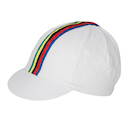 Apis Cotton Cycling Cap / One Size / Rainbow Stripe