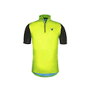 Briko Sentiero MTB Mens Jersey / Medium / Green and Black