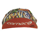 Carnac By Mombassa Cotton Cycling Cap Made By Apis / Biker Jesus