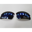 Power Race Lens Set For Air Force One Cycling Glasses / Blue Revo