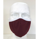 Planet X Filter Face Mask / Burgundy