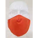 Planet X Filter Face Mask / Orange