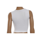 Red Level Womens Crop Top