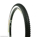 Geax Mezcal Folding Tyre / 26 inch / White and Black / 2.1 inch