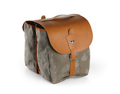 Selle Monte Grappa Bisaccia Leatherette Pannier Bags- Pair