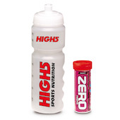 High 5 Bottle With Free Zero Tube