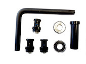 Planet X Fixings Kit For CNC & Forged Brakes