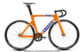 Holdsworth Roi De Velo Carbon Track Bike
