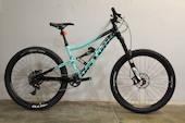 On-One Codeine 27.5 SRAM GX1 Mountain Bike Small Seafoam Green
