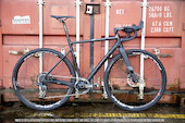 Planet X XLS EVO SRAM Rival 1 Carbon Cyclocross Bike
