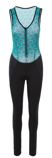 Agu Tile Womens Bib Tights No Pad