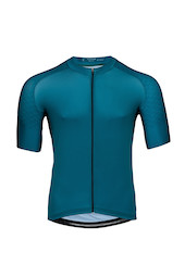 Carnac Men's Short Sleeve Jersey / Teal