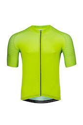 Carnac Men's Short Sleeve Jersey / Zesty Lime