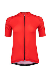 Carnac Women's Short Sleeve Jersey / Red