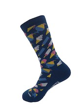 Holdsworth Ice Cream High Top Cycling Socks