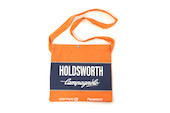 Holdsworth Team Edition Orange & Blue Race Canvas Musette