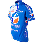 Nalini Team Bouygues 2007 Classic Pro Team Jersey
