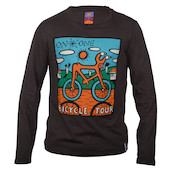 On-One Mombassa Bicycle Tour Long Sleeved T Shirt