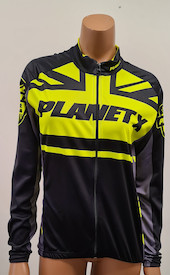 Planet X Union Womens Long Sleeve Jersey