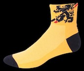 Save Our Soles Lion Of Flanders Coolmax Socks