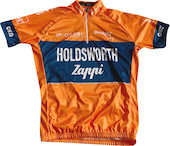 Zappi Holdsworth Pro Cycling Club Short Sleeve Jersey