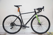 Holdsworth Elan 853 / Medium / Matt Black / Sram Force 1 HRD