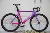 Planet X Track TOR / Medium / Pink / Carbon 50mm Tubs