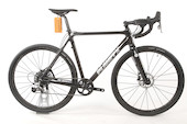 Planet X XLS SRAM Rival 1 Clincher Cyclocross Bike Black Large 57cm