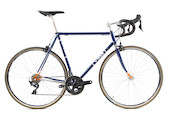 Viner Masimo Columbus Spirit Road Bike Ultegra R8000 Blue And Orange 57cm, USED
