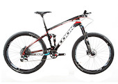 Look 927 Carbon MTB Sram XO1 1x11 Speed White And Red