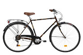 Maino Avenue Bike / Coffee Brown / 49cm - Scratch Fork