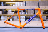 Holdsworth Corsa Superlight Disc Team Edition Frameset