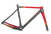 On One Space Chicken 650+/ 700c Carbon Gravel Frameset