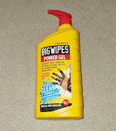 Big Wipes Power Gel