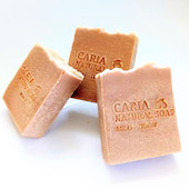 Caria Natural Olive And Raw Honey Soap Bar