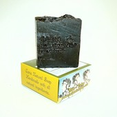 Caria Natural Pine Tar Soap Bar