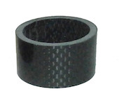 "Barbieri 1 1/8"" Carbon Headset Spacer"