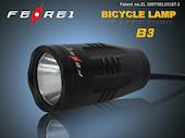 Cree 680 Lumens MC-E LED B5 Bike Light Kit